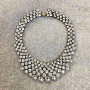 Banana Republic Sparkly Statement Necklace